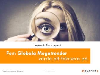 Fem Globala Megatrender som formar vår framtid