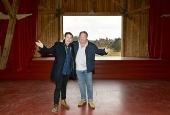 Claes Malmberg Sommarteatern Tjolöholms slott 2020