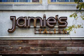 Jamies Italian exteriör