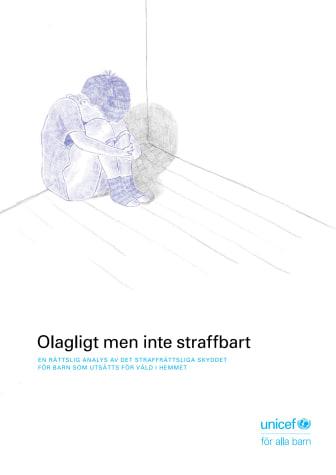 Rapport om våld mot barn i hemmet
