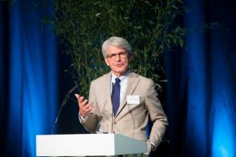 Gastredner Prof. Eckard Minx