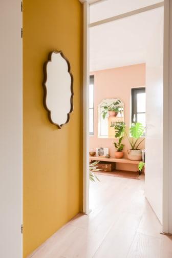Flexa Binti Home Kleurcollectie na werkkamer hal