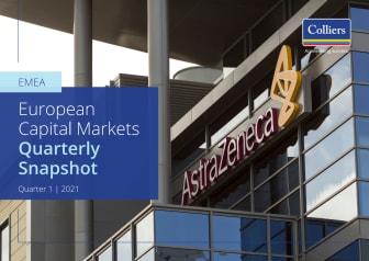 European Capital Markets  Quarterly Snapshot Q1 2021