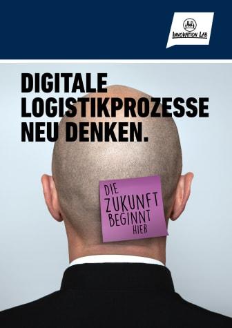 Digitale Logistikprozesse neu denken.