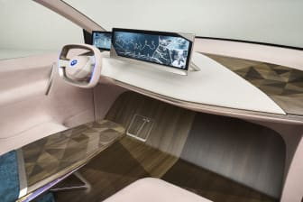 BMW Group @ CES 2019 - BMW Vision iNEXT
