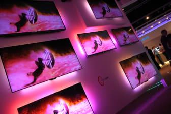 IFA-messen 2014 - Philips Ambi light