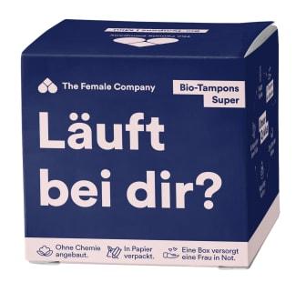 Bio Tampon-Box Super