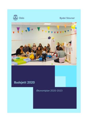 Bydel Stovners forslag til budsjett 2020