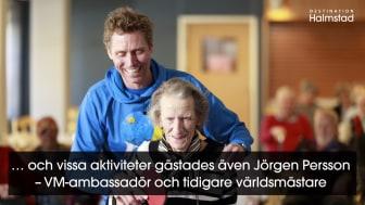VM-succé för Halland – besökarna omsatte 51,6 miljoner kronor