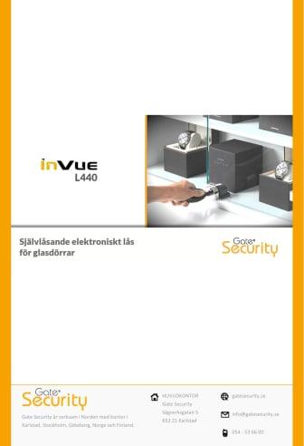 PDF: Självlåsande elektroniskt lås med IR-nyckel för glasdörrar