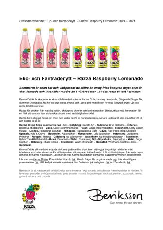 Razza Pressrelease PDF