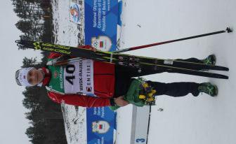 Vemund Ravnsborg Gurigard, normalprogram menn, Junior-VM Minsk