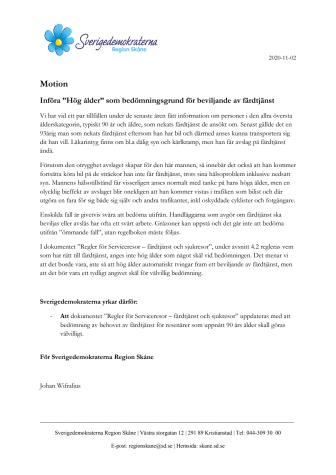 Motion om färdtjänst.pdf