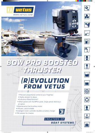 VETUS BOW PRO thruster