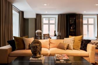 Large Street room at Lydmar Hotel