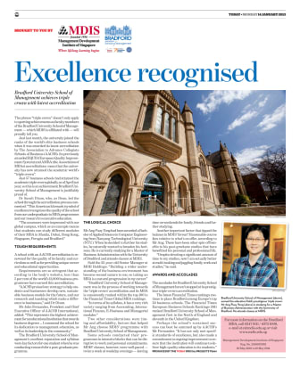 Excellence Recognised