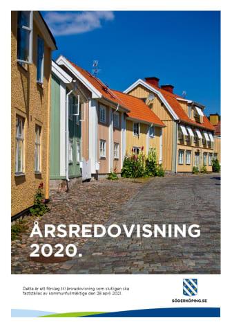 Förslag till årsredovisning för Söderköpings kommun 2020