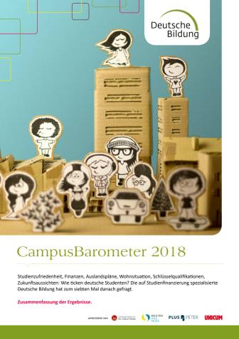 CampusBarometer 2018 - die Ergebnisse