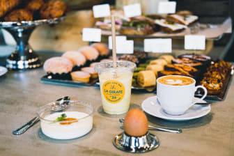 Frukost La Girafe