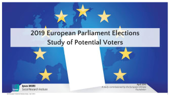 European Parliament Study 2019