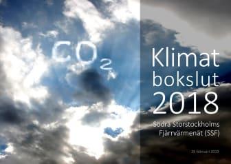 Klimatbokslut 2018