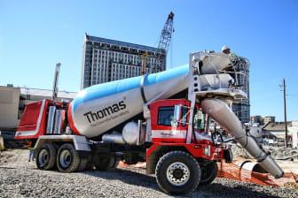 Betongbil, Thomas Concrete USA