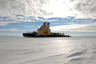 Oden i Antarktis - Forskningsexpedition