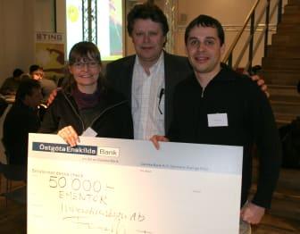 Vinnare Startup 2009