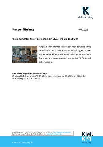 Pressemitteilung Welcome Center öffnet später.pdf