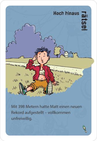 black stories Junior true stories - Inhalt 1