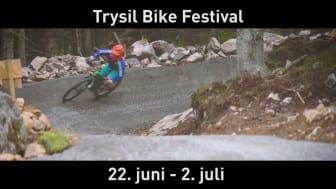 To uker med elleville sykkeldager under Trysil Bike Festival