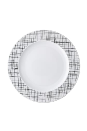 R_Mesh_Line_Forest_Plate_flat_28cm
