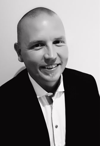 Andreas Norling, marknadsområdeschef Riksbyggens fastighetsförvaltning i Västmanland