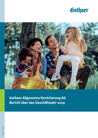Geschäftsjahr 2019: Gothaer Allgemeine Versicherung