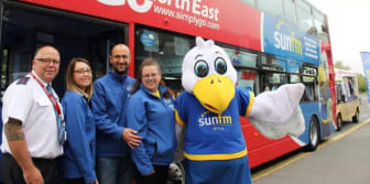 Sun FM will be out and about across Wearside on Friday 25 May.