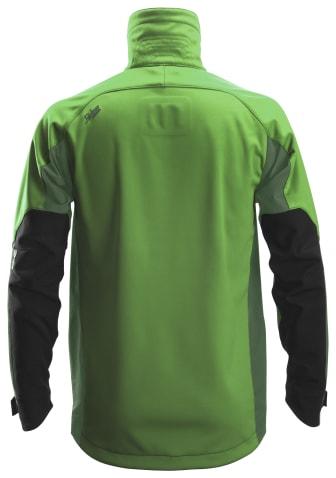 1940 FlexiWork, Stretch jakke, grønn, bakside