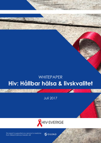 Hiv: hållbar hälsa & livskvalitet