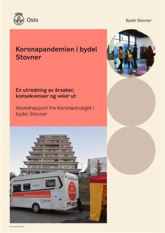 Rapport fra koronautvalget i Bydel Stovner