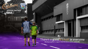 Mondelēz International and West Bromwich Albion Football Club Announce New Partnership