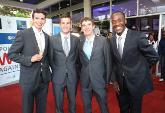 SA National Rowing Team - The Rowing 4