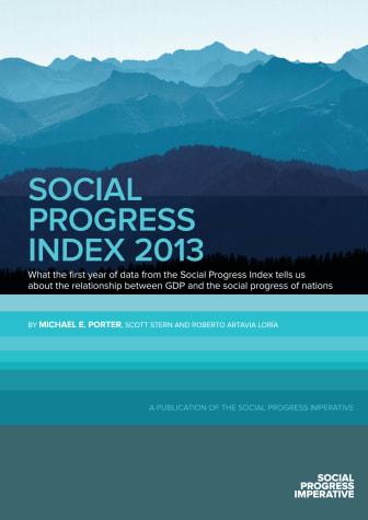 Global Social Progress Index