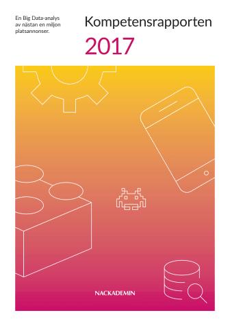 Kompetensrapporten 2017