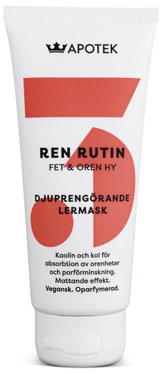 Ren Rutin_Lermask