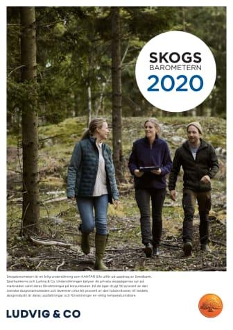 Skogsbarometern 2020