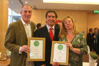 """The Drinks Business Magazine: """"Green Awards 2012"""""""