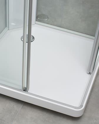 Nelikulmainen IDO Showerama 10-5