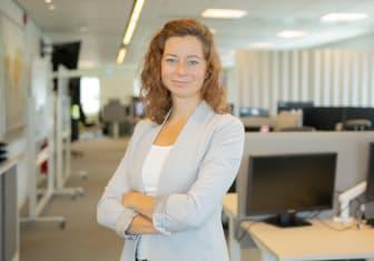 Sofia Gunnmo - Head of Q-commerce