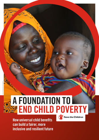 A Foundation To End Child Poverty