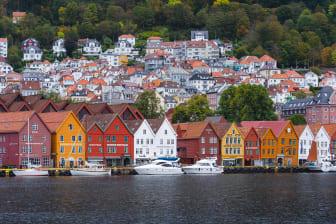 Bergen Bryggen - Visit Bergen / Endre Knudsen - visitBergen.com