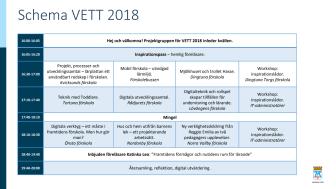 Schema VETT 2018